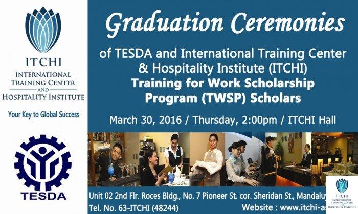 TWSP Graduation
